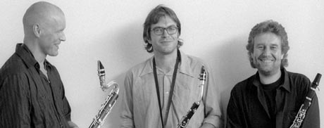 Clarinet Trio Ballads and Related Objects