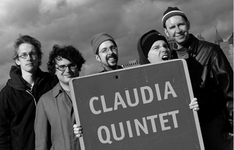Claudia Quintet For