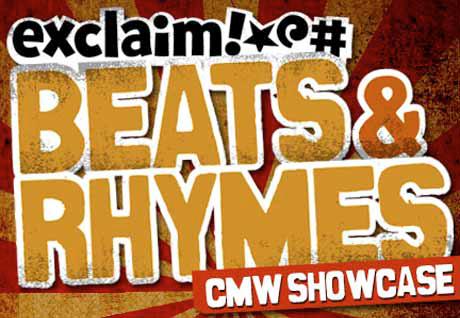 Exclaim! Brings Beats & Rhymes to CMW