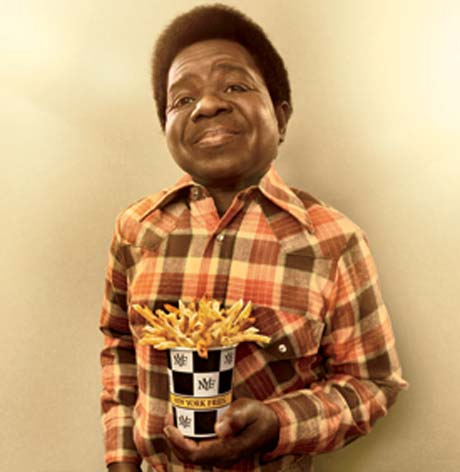 New York Fries Nearly Gets Weird Al to Dress Up as Michael Jackson for New Ad Campaign, Settles On Gary Coleman Instead