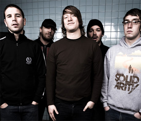 Comeback Kid Release <i>Through The Noise</i> DVD, Tour Canada