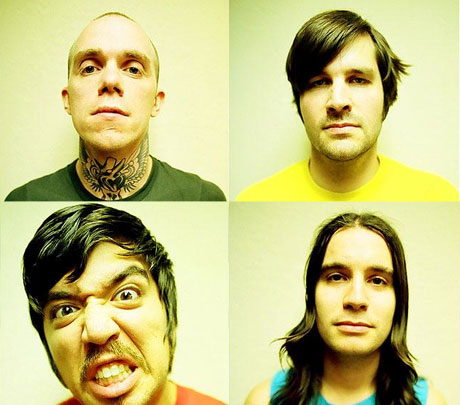 Converge Finish Recording New Album, Move on to Mixing