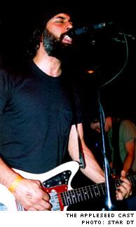The Appleseed Cast / The Mercury Program/ Maserati Rockit Club, Toronto ON - October 19, 2003