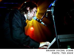 Broken Social Scene Montreal QC September 25 to 28