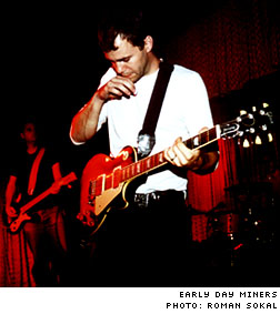 Kitchens & Bathrooms / Early Day Miners / Rick White / A Northern Chorus The Underground, Hamilton ON - October 2, 2003