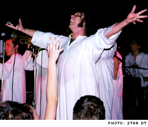 The Polyphonic Spree Lee's Palace, Toronto ON - September 30, 2003