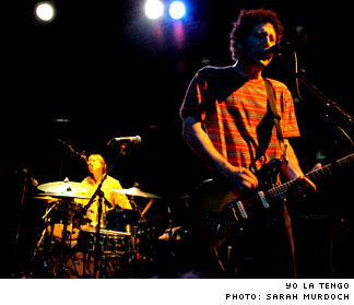 Yo La Tengo / The Gay Richard's on Richards, Vancouver BC - May 24, 2004