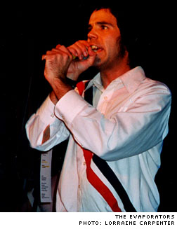 The Evaporators / The Smugglers / L'Attack Le Swimming, Montreal QC - March 5, 2004