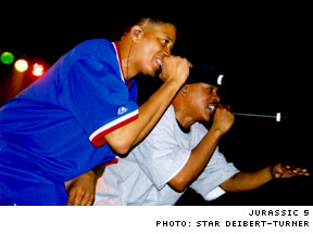 Jurassic 5 / Abs & Fase / Killa Kela Kool Haus, Toronto ON - April 20, 2003