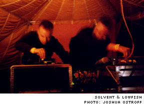 Om Festival Killaloe ON - June 20 to 22, 2003