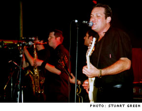 Rocket From The Crypt Lee's Palace, Toronto ON - March 26, 2003