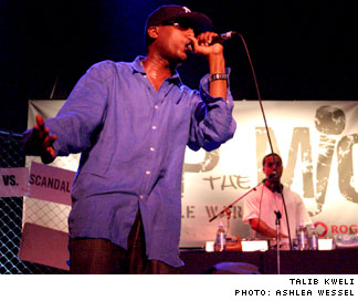Rip the Mic / Talib Kweli The Phoenix, Toronto ON - July 19, 2004