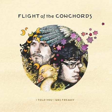 Flight of the Conchords to Drop <i>I Told You I Was Freaky</i> This Fall