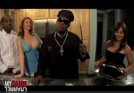 Coolio Workin' On <i>Cookin' With Coolio</i> Cookbook