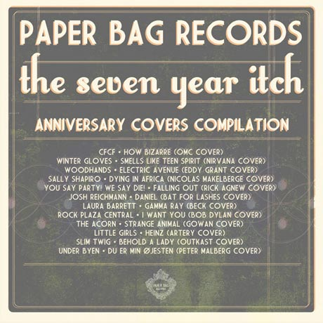 Sally Shapiro, the Acorn, Woodhands, CFCF and More Help Paper Bag Records Celebrate Seven Years with Covers Comp