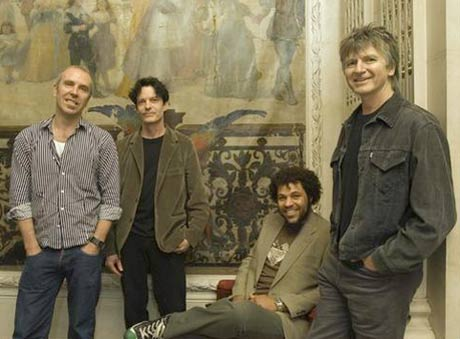 Crowded House Detail New LP, Sign to Universal