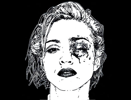 "Crystal Castles Settle Lawsuit Over ""Bruised Madonna"" Image"