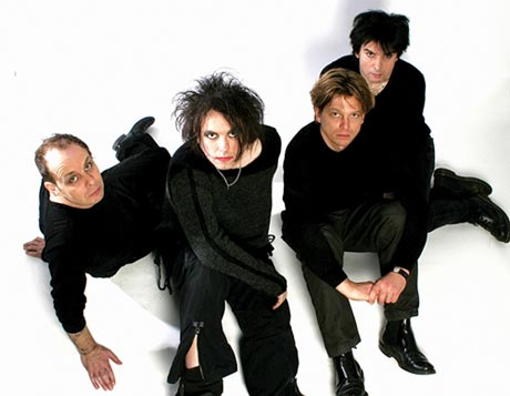 The Cure Kick Off Singles Campaign On May 13