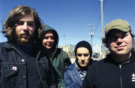 Cursed Aggressive Tendencies Tour 2005 Preview