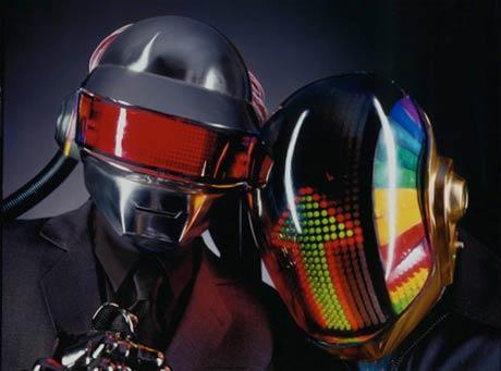 Daft Punk Working On New Album