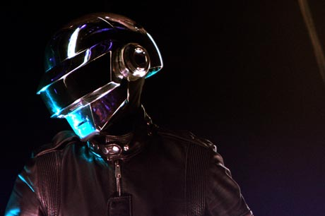 Daft Punk/ Kavinsky / The Rapture / SebastiAn Centre Bell, Montreal QC August 7