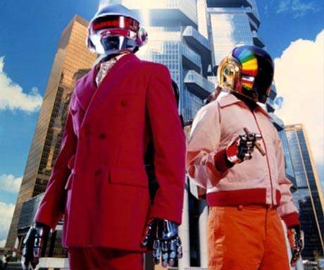 Watch Out! Daft Punk Live At Coachella