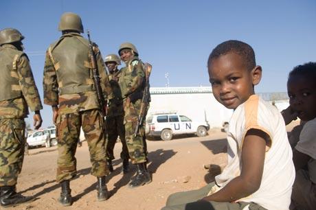 Darfur Now Theodore Braun