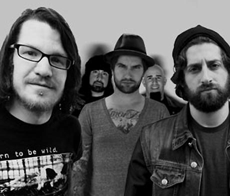 Members of Anthrax, Fall Out Boy and Every Time I Die Form the Damned Things