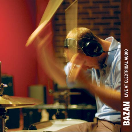 David Bazan Preps <i>Live at Electrical Audio</i> LP