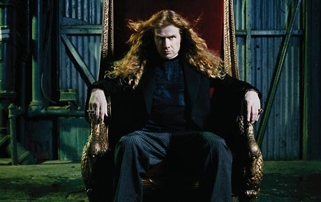 Dave Mustaine The Exclaim! Questionnaire