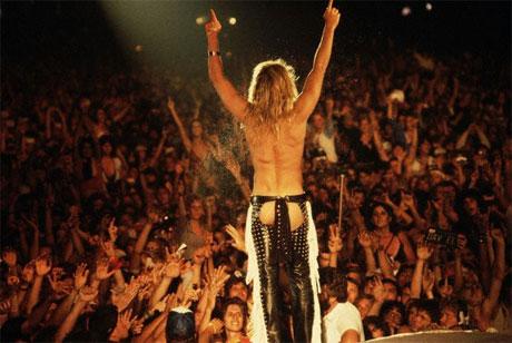"""Van Halen """"Runnin' With the Devil"""" (Vocal)"""