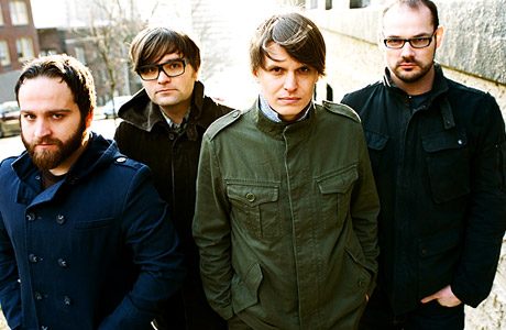 Death Cab for Cutie Call New Album '<i>the</i> Project This Year'
