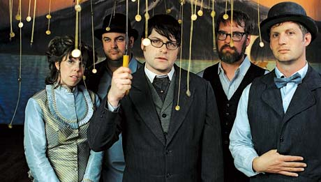 The Decemberists Tell Tales of Heart