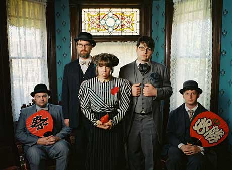 Decemberists Plan For Orchestral Tour