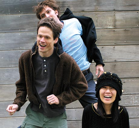 Deerhoof Play Well With Others
