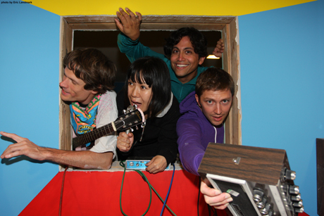 Deerhoof and Xiu Xiu Hit Up Ottawa, Toronto on Joint North American Tour