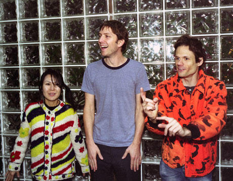 Deerhoof Free MP3 Album!