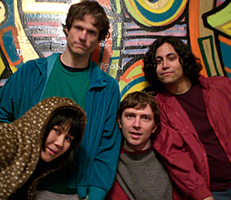 Deerhoof Can't Stop Their Rock!!!
