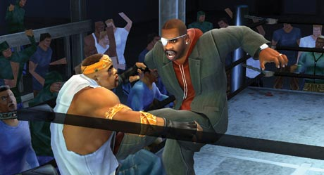 Mama Said Knock You Out VIDEO GAME