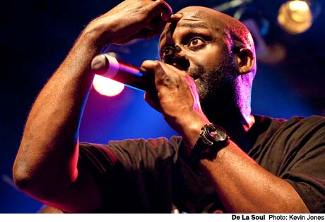 De La Soul / Notes to Self / KO Kapches Phoenix Concert Theatre, Toronto, ON August 23