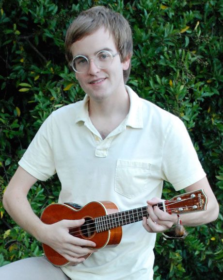 Dent May & His Magnificent Ukulele 'Meet Me in the Garden'