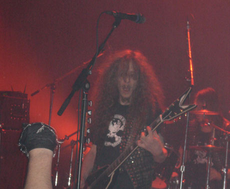 Destruction / Krisiun Mod Club Theatre, Toronto ON March 11