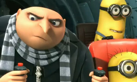 Despicable Me Pierre Coffin and Chris Renaud