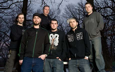 Despised Icon Featured on VBS.TV's <i>Practice Space</i>