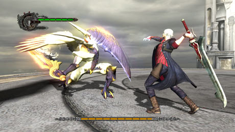 Devil May Cry 4 PS3 / Xbox 360
