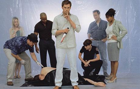 Dexter: The Complete Second Season