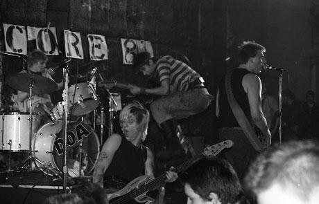 D.O.A. Punk Rock Singles 1978-99
