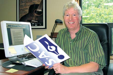 Don Quarles Executive Director, Songwriters Association of Canada