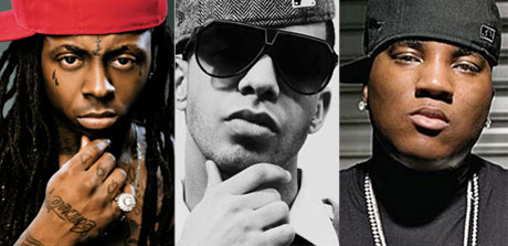 Lil Wayne, Young Jeezy and Drake Team Up for Tour, Play Handful of Canadian Dates