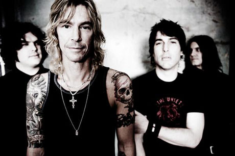 Duff McKagan's Loaded Prep New Album for Century Media